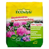 Ecostyle Rhododendron/ hortensia gødning 4 kg.