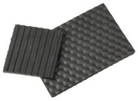 Rubbermat for sows 90 x 120 cm - 17 mm. solid