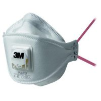 Dust mask 3MÙ 9332+ with valve P3  10 pcs.