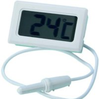 Thermometer with sensor